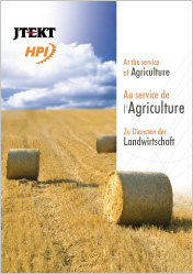 Catalogue HPI format PDF gamme agricole
