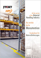 Catalogue HPI format PDF gamme manutention